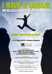 Plakat obozu dla młodzieży chrześcijańskiej