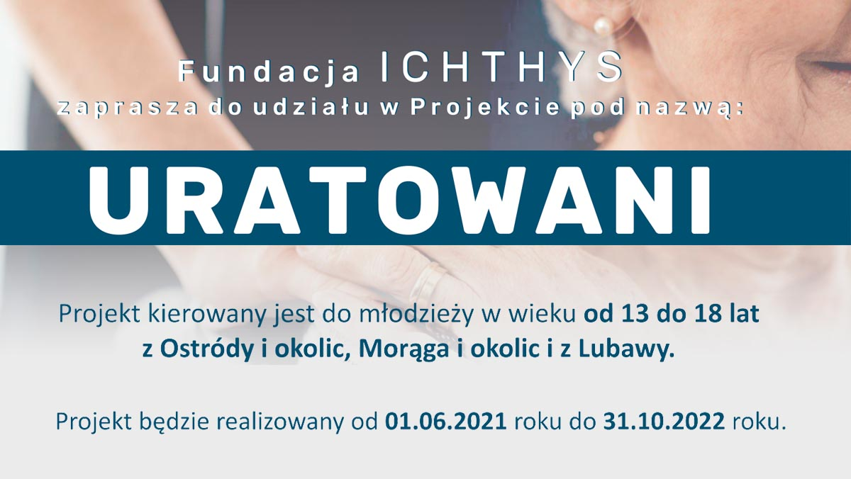 Projekt dla młodzieży - Uratowani